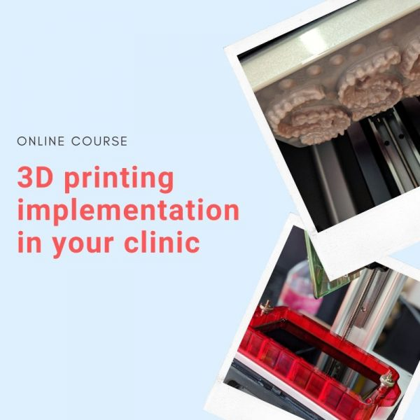3D printing for orthodontists